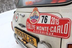 Rallye Monte Carlo Historique 2015