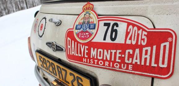 Monte Carlo Historique 2015 : Les résultats