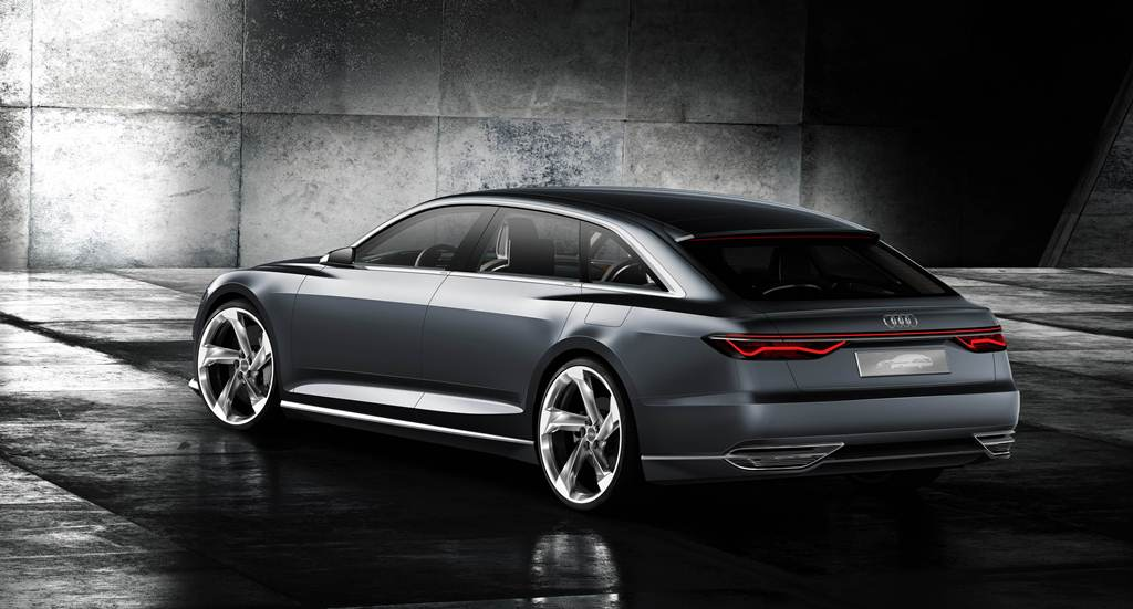 Audi Prologue Avant Concept