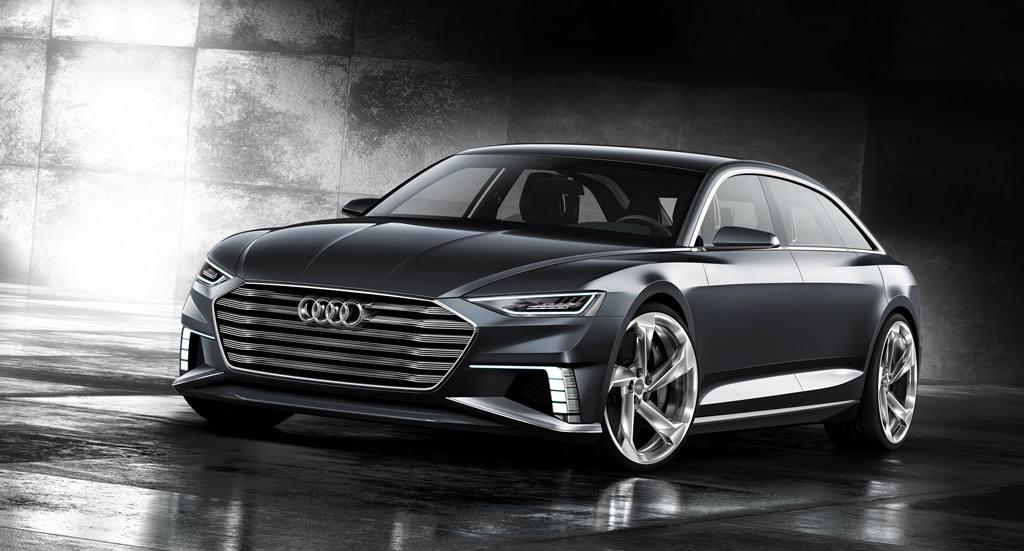 Audi Prologue Avant Concept 3