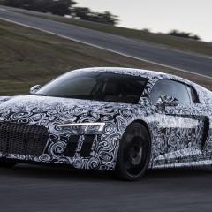Nouvelle Audi R8 : Du V10 et rien d'autre…