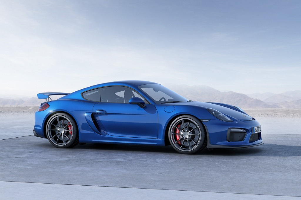 Embargo_23_00_01_3_February_2015_Cayman_GT4_front_three_quarter