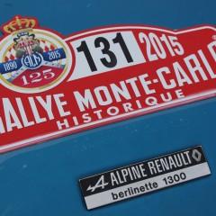 Monte Carlo Historique 2015 au Col de Menée (partie 1)