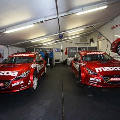 Trophée Andros : Le titre de Dayrault à Super Besse vécu au cœur du Team Mazda