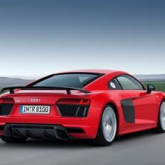Nouvelle Audi R8 V10 : En photos et vidéo en attendant Genève