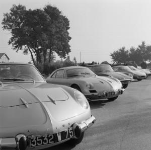 60 ans d'Alpine à Rétromobile