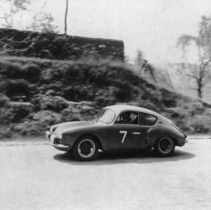 60 ans d'Alpine à Rétromobile - Alpine A106