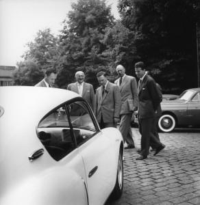60 ans d'Alpine à Rétromobile - Jean Rédélé