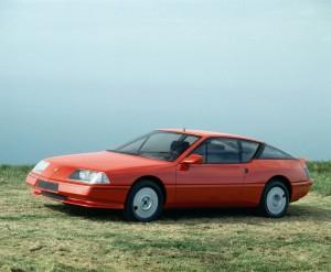 60 ans d'Alpine à Rétromobile - Alpine GTA V6 Turbo