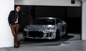 Audi R8 2015 - Heinz Hollerweger