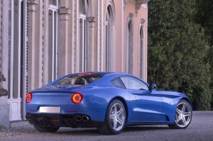 Touring Superleggera Berlinetta Lusso - Ferrari F12 Berlinetta