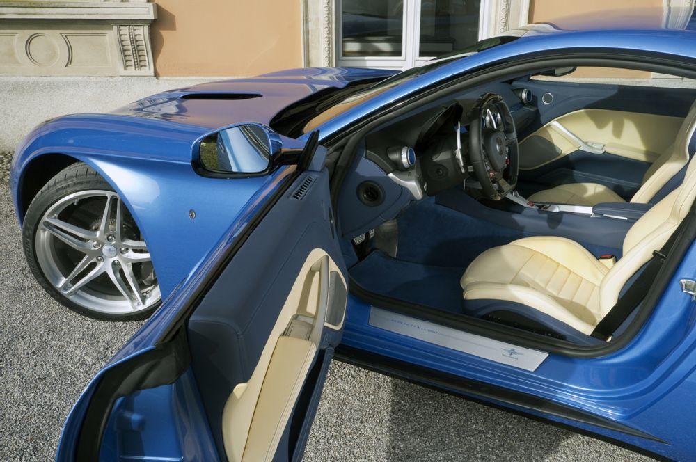 Touring Superleggera Berlinetta Lusso - Ferrari F12 Berlinetta
