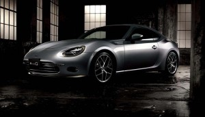 Toyota GT86 Cool Beauty