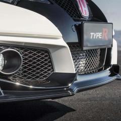 Honda Civic Type R : Quelques photos pour patienter jusqu'à Genève !