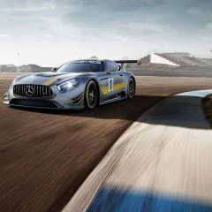 Mercedes AMG GT3 : Uniquement pour la compétition