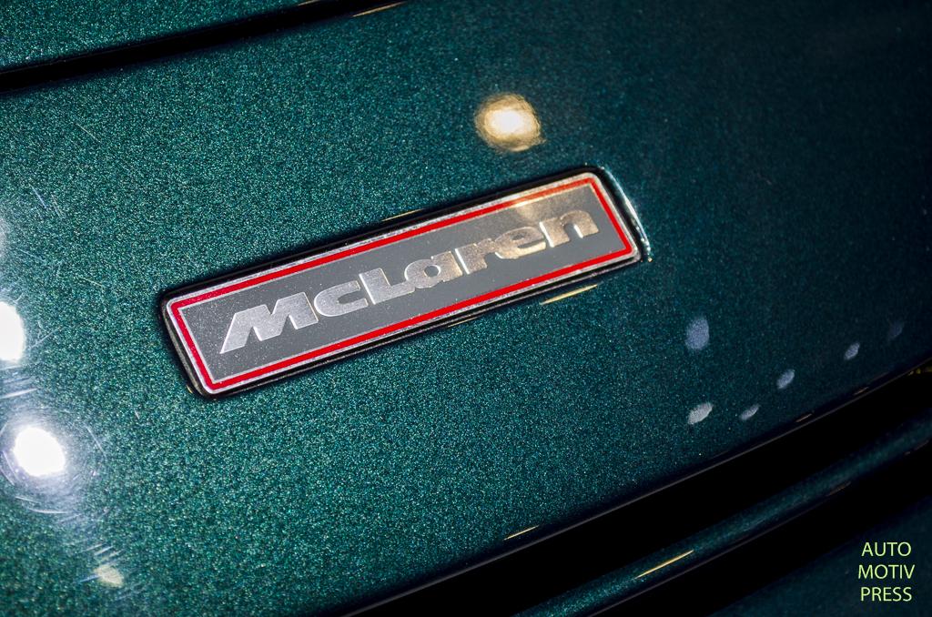 McLaren F1 GT LT - Genève 2015