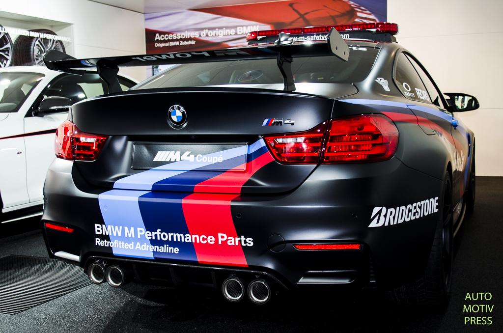 Salon de Genève 2015 - BMW M