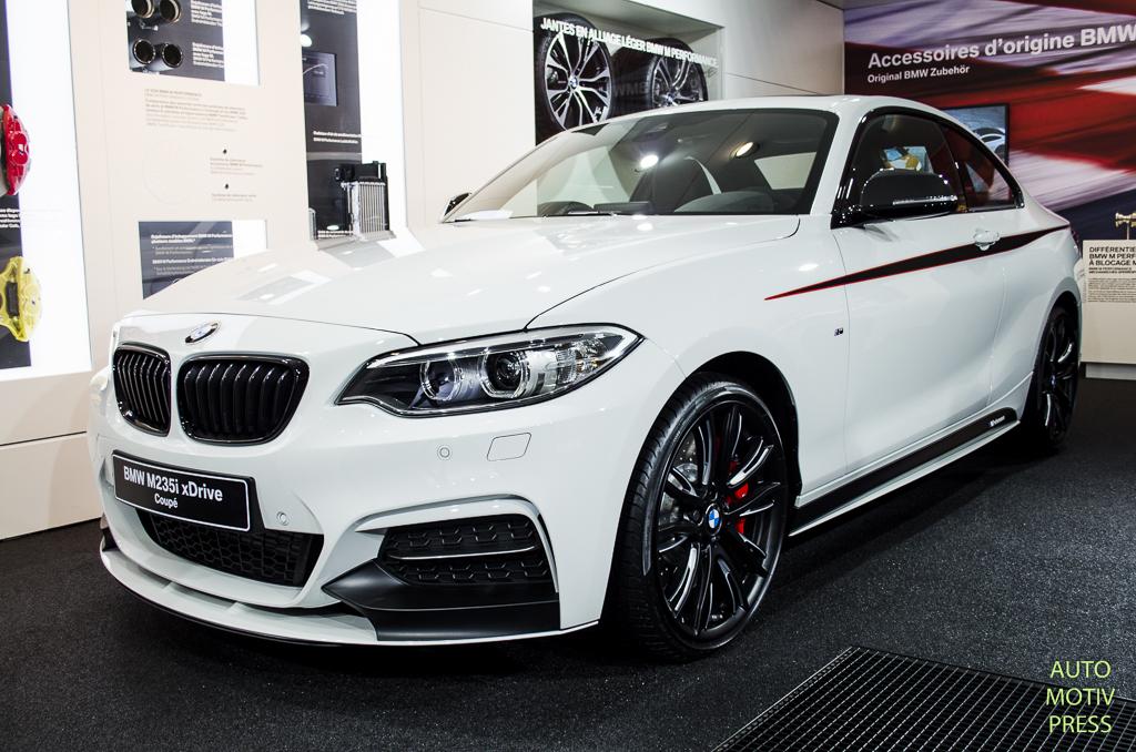 Salon de Genève 2015 - BMW M235i