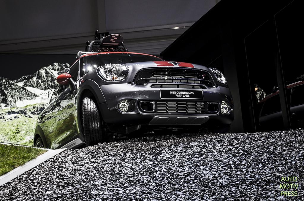 Salon de Genève 2015 - Mini Countryman Parklane