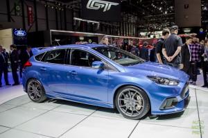 Salon de Genève 2015 - Ford - Focus RS 2015