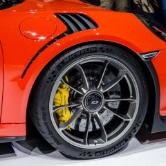 Salon de Genève 2015 : Porsche en piste !