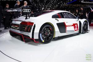 Salon de Genève 2015 - Audi R8 LMS