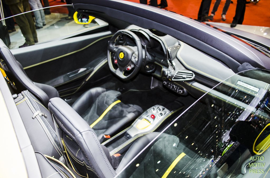 Salon de Genève 2015 - Pininfarina Sergio