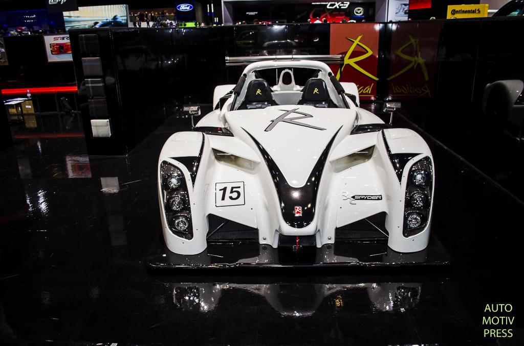 Salon de Genève 2015 - RXC Turbo 500