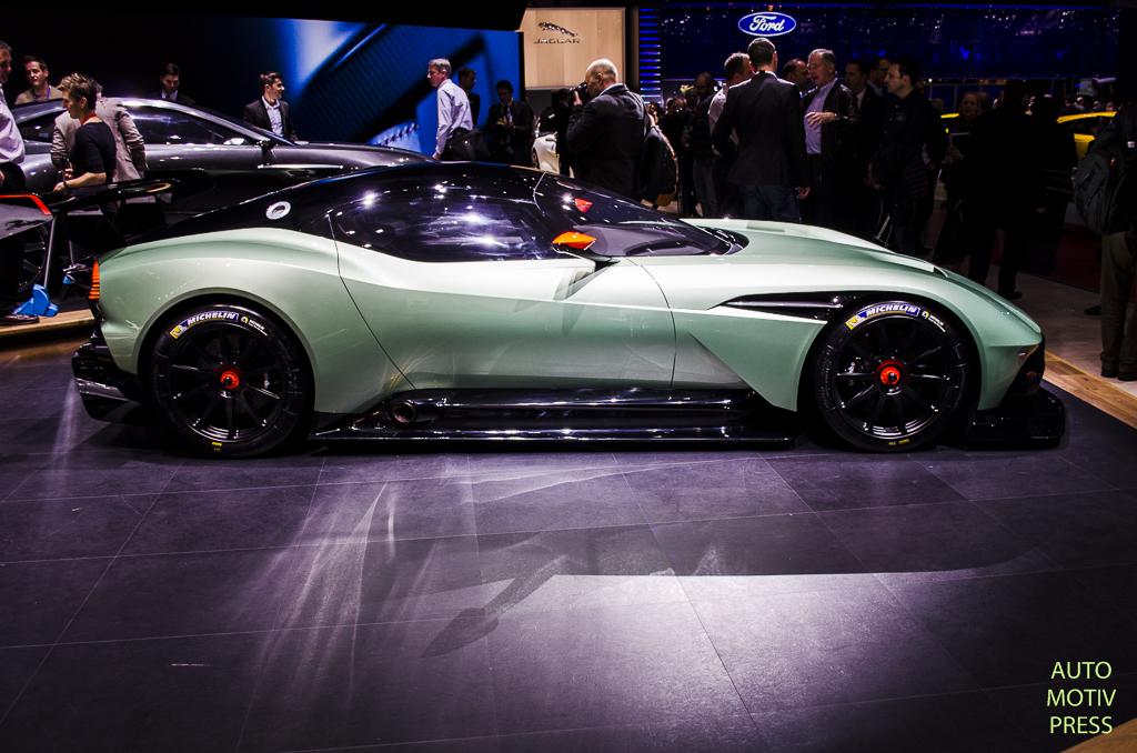 Salon de Genève 2015 - Aston Martin Vulcan