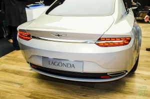 Salon de Genève 2015 - Lagonda Taraf