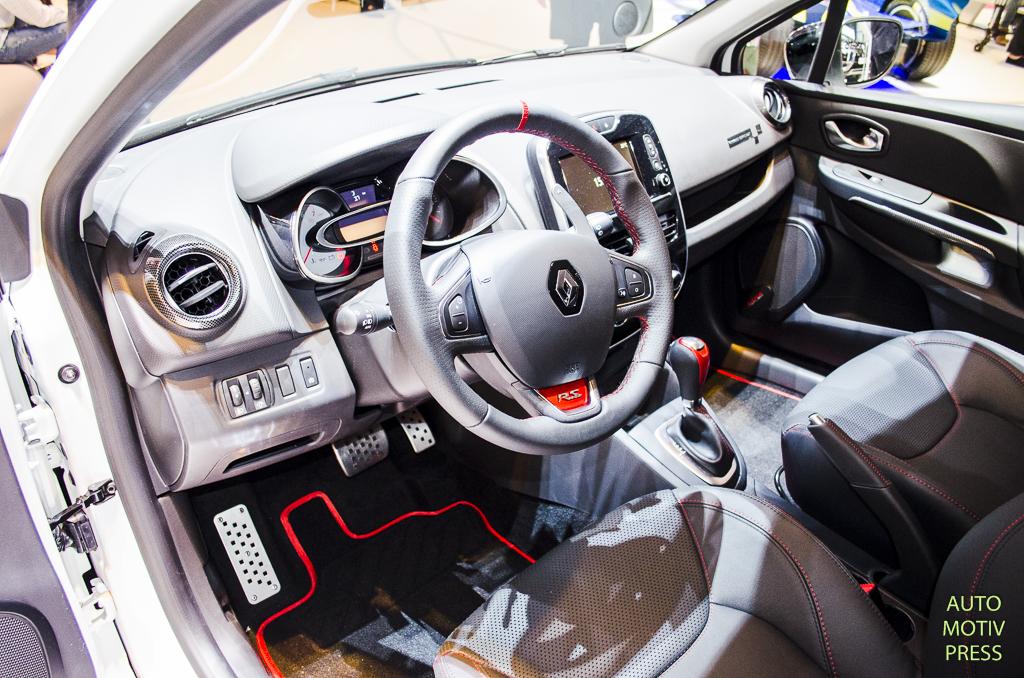 Salon de Genève 2015 - Renault Clio RS Trophy