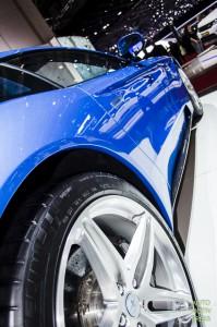 Touring Superlegerra Berlinetta Lusso - Salon de Genève 2015