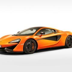 McLaren 570S : Plus légère et confortable pour contrer la 911 Turbo S