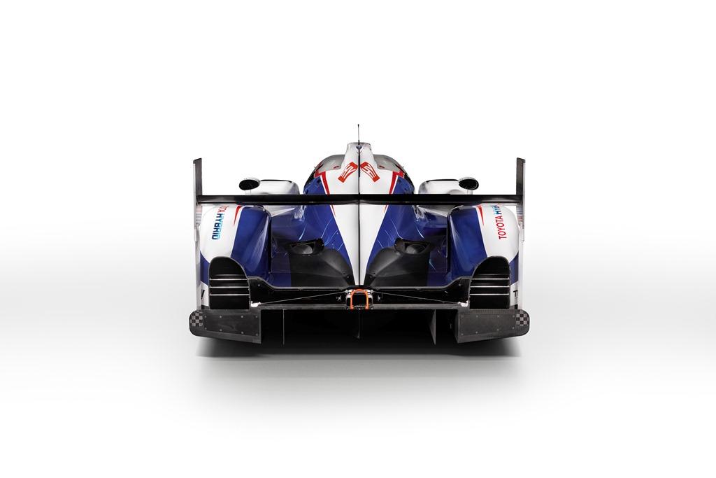 Toyota TS040 LMP1 2015