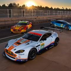 Aston Martin en Endurance : Ambitieux programme 2015