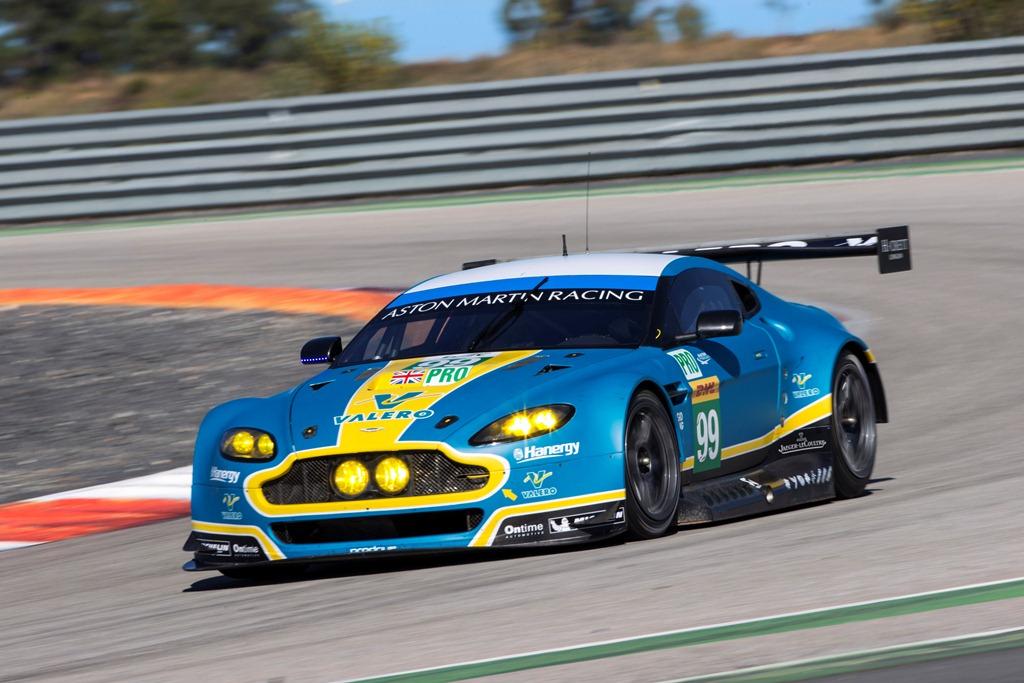 Aston Martin - Endurance 2015