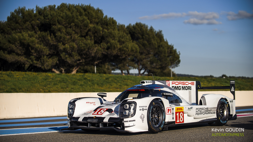 Prologue FIA WEC 2015