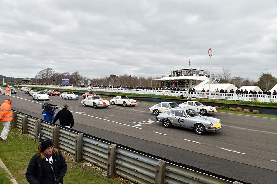 Goodwood 73 MM : Porsche 911
