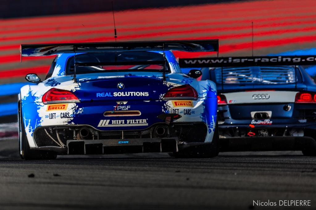 Blancpain Endurance Series - Essais au Castellet Paul Ricard - BMW Z4 GT3