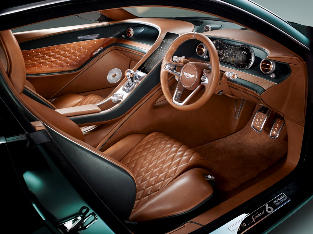 Bentley EXP 10 Speed 6-12