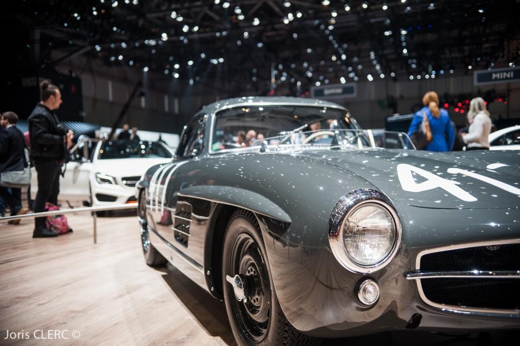 Salon de Genève 2015 : Mercedes SL MM417