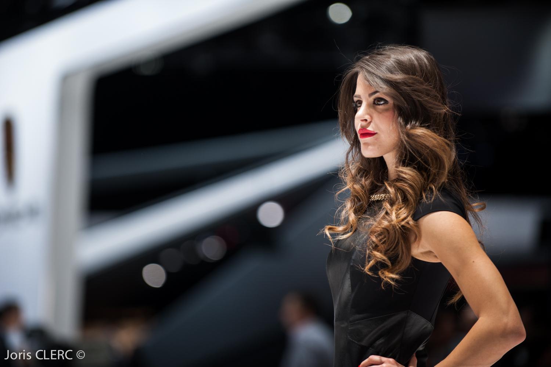 Salon de Genève 2015 - Les hôtesses, partie 2