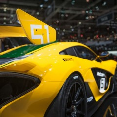 Salon de Genève 2015 : McLaren au dessus de la mêlée