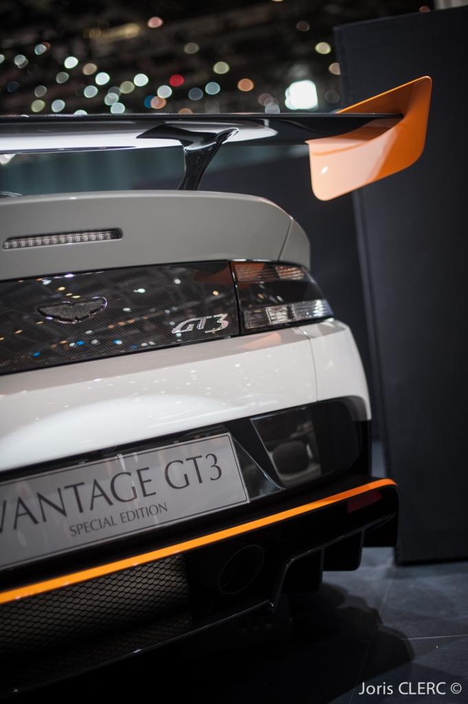 Salon de Genève 2015 - Aston Martin Vantage GT3