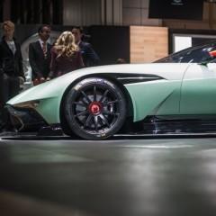 Salon de Genève 2015 : Aston Martin, basse tension…