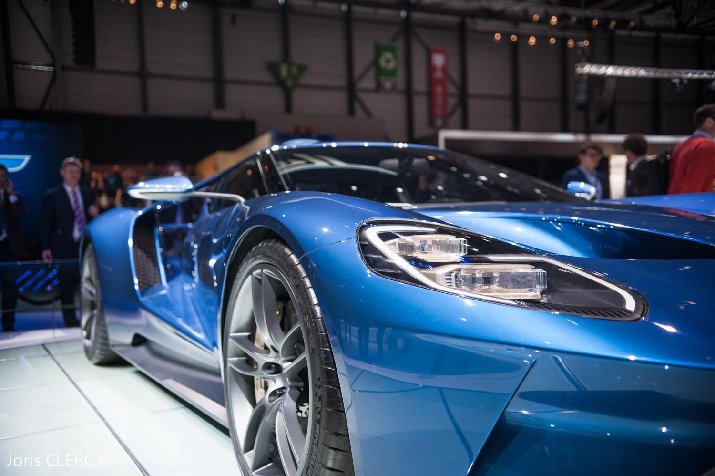 Salon de Genève 2015 - Ford GT 2015