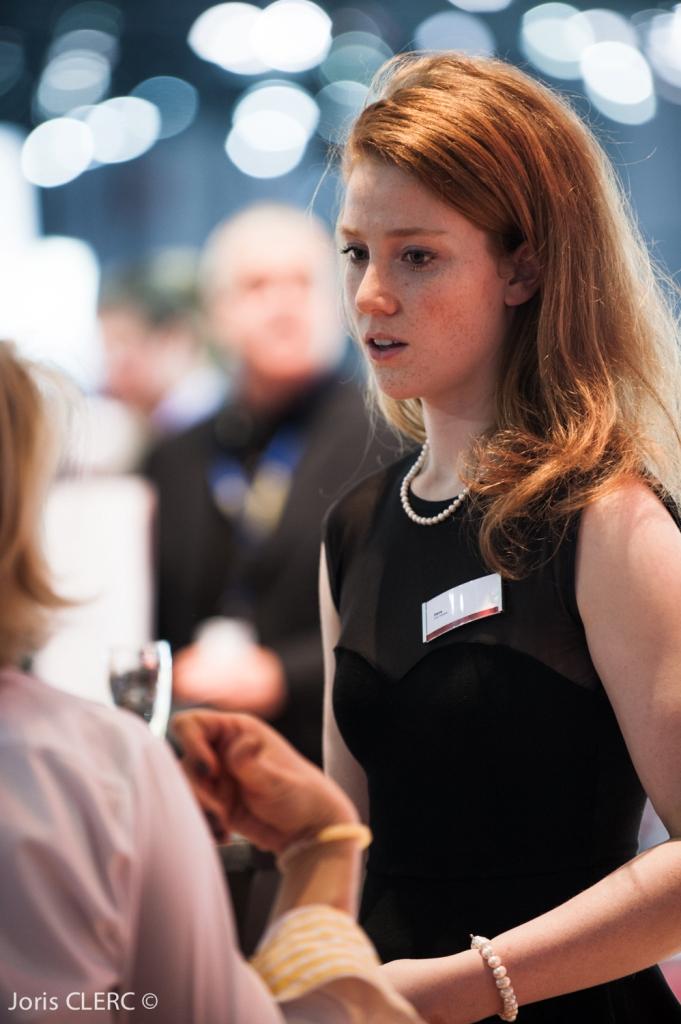 Salon de Genève 2015 : Les hôtesses, partie 1