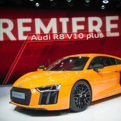 Salon de Genève 2015 : Audi R8 en force…
