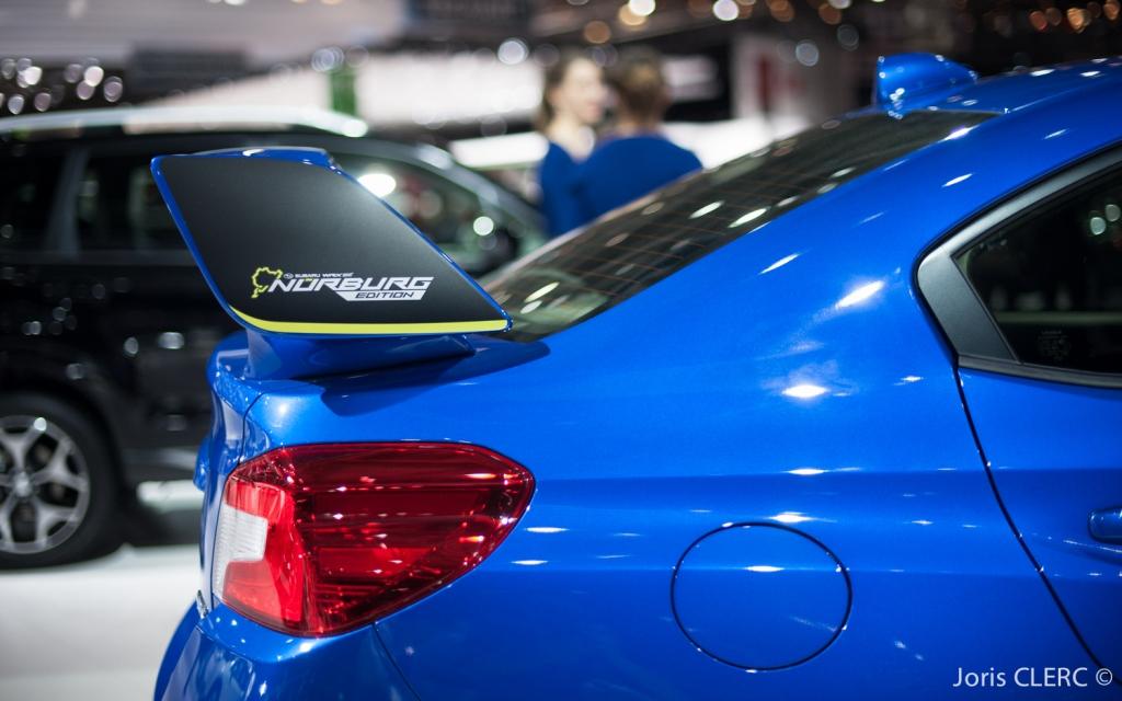 Salon de Genève 2015 - Subaru STi WRX