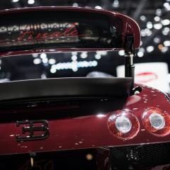 Bugatti Veyron Grand Sport Vitesse La Finale en photos